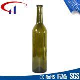 750ml Green Bordeaux Glass Bottle with Screw Cap (CHW8068)
