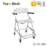 Topmedi Commode Wheelchair