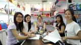 our sales team in 117th Canton Fair