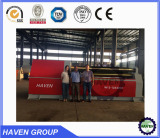 Indian customers buy the W11S 3-roller bending machine from HAVEN company