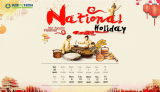 Chinese National Holiday Notice - ACERETECH