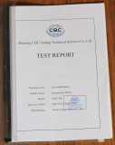XMT-308 Test report