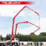 Truck-Mounted Boom Pump in Thailand