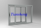 100f Series Aluminum Sliding Window