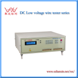DC Low voltage wire tester