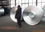 aluminum ingot customer visit the factory