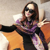 Fashion Women Long Wool Scarves