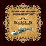 BEIJING 2017 CHINA PRINT INVITATION