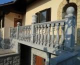 G603 Granite balustrade
