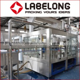 Linear type oil filling capping machine