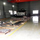 Parts processing workshop