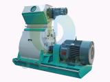 Crushing process(Hammer mill)