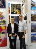 At Canton Fair