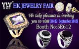 Hong Kong Jewellery & Gem Fair: 18-22 Sep,2015