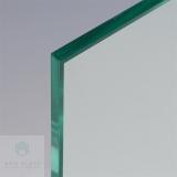 Flat polish edge