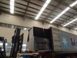 Needler loading