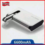 Newest Power bank battery with bluetooth 6600mah