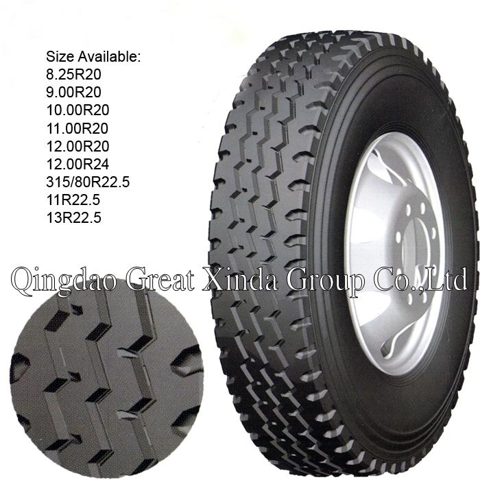 Truck Tyre Pattern No. ST901
