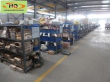 Haiqin Machinery - Clean Spare parts warehouse for small loader !