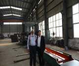Bangladesh Customer in Our Factory