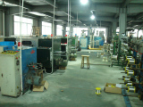 fiberglass braiding production line