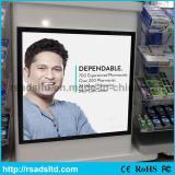 Super Slim LED Advertising Display Magnetic Light Box