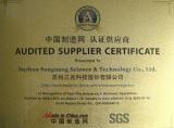 SGS Supplier Assessment Report 2008