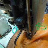 Fabric & Leather Handing Working Line
