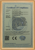 CE for led undergound light