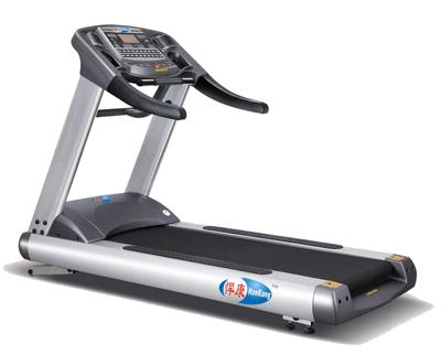 NEW CLASSIC AC Motorized Treadmill / HT-4000