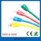 UTP/FTP Patch Cable (CAT6A/CAT6/CAT5E/CAT3)