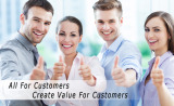 Create Value for Coustomers