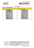 SGS Certificates 7