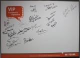 Customers′ signature Board
