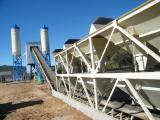 Concrete Mixing Plant HZS60 in Botswana