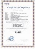 Smart walking stick RoHs certification