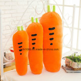 Stuffed Carrot Shaped Soft Hugging Pillow