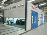 For Auto Body Works Painting Line