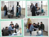 Product Training for Iraq Customer Successfully