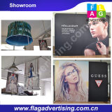 Our indoor hanging banner, display frame banner, pop up banner are awesome quality