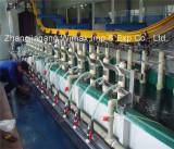 Electrophoresis equipment installation