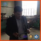 NP Client inspect the NPK fertilizer production plant