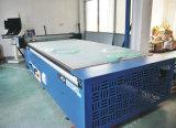 Laser machine cutting non-metal gasket
