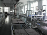 Automatic irrigation plastic machine