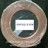 "5/16"" Pancake Coil Copper Tube"