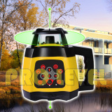 High Precision Green Rotary Laser Level (FRE2010G)