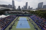 Uphos Equipment on Guangzhou Open 2014