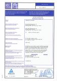 CB Test Certificate 3
