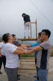 company team work expand training