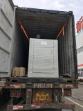 Nonwoven Machine loading